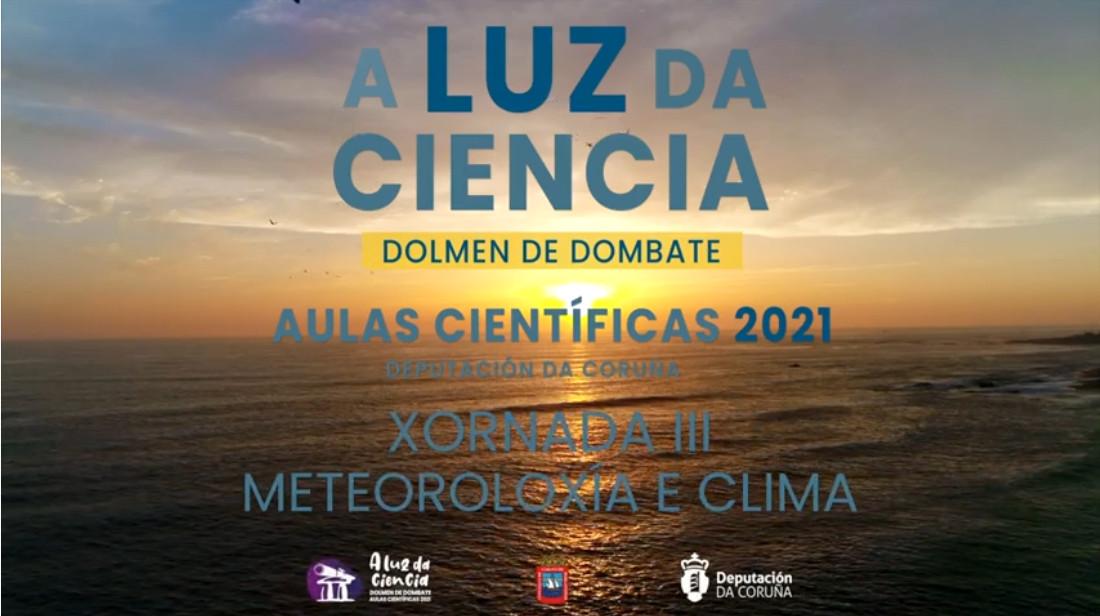 Presentación da Xornada III - Meteroroloxía e clima