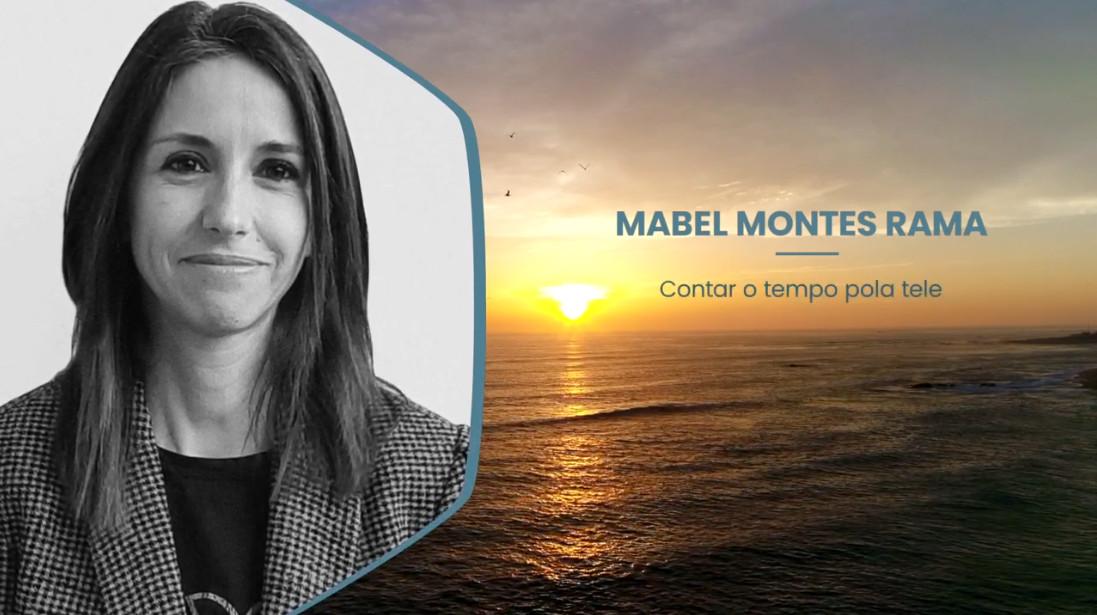 Contar o tempo pola tele - Mabel Montes Rama