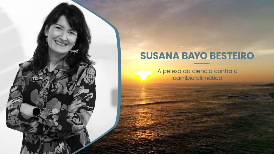 A pelexa da ciencia contra o cambio climático - Susana Bayo Besteiro