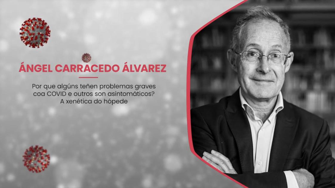 Por que algún teñen problemas graves coa COVID e outros son asintomáticos? – Ángel Carracedo Álvarez