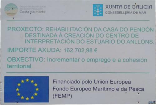 Normativa Comunitaria do FEMP de requisitos de publicidade